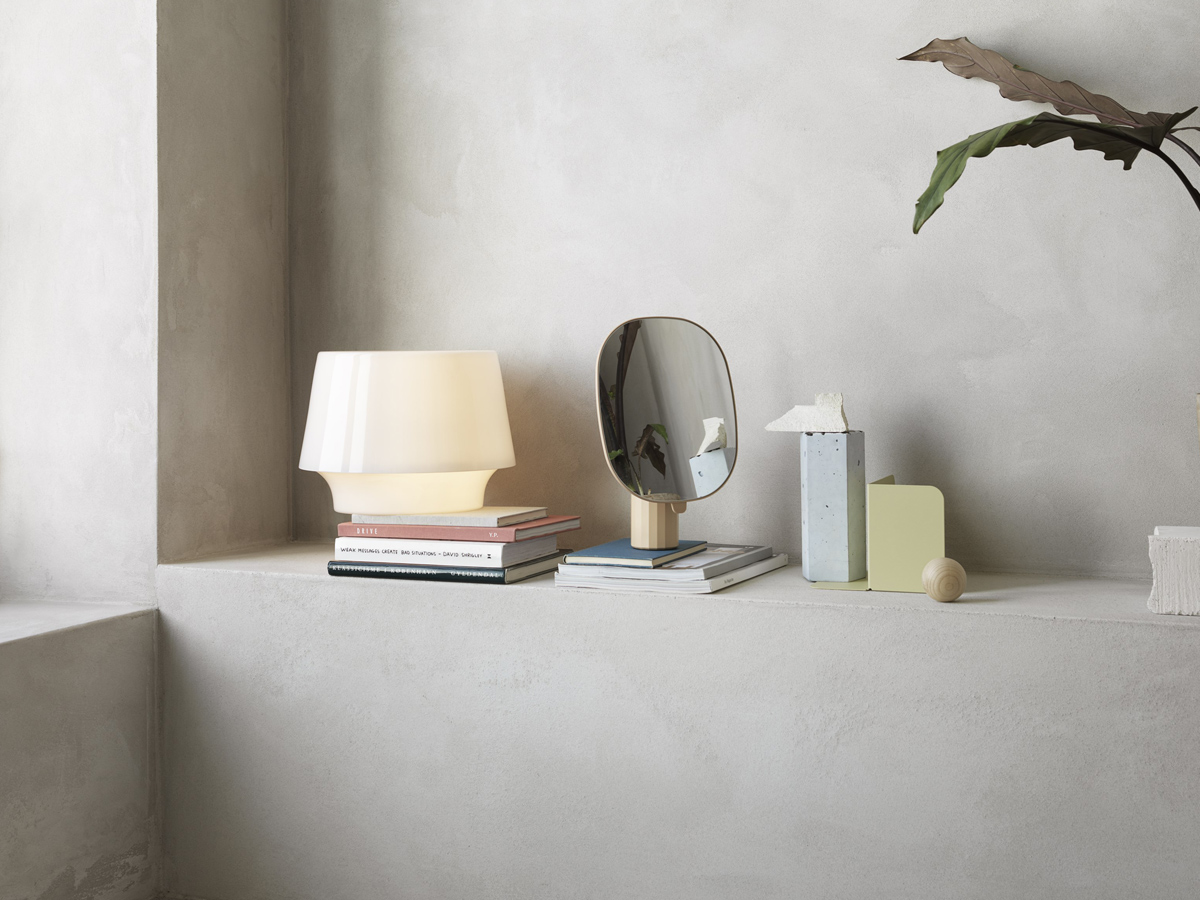 ... Muuto Cosy In White Table Lamp. 1234