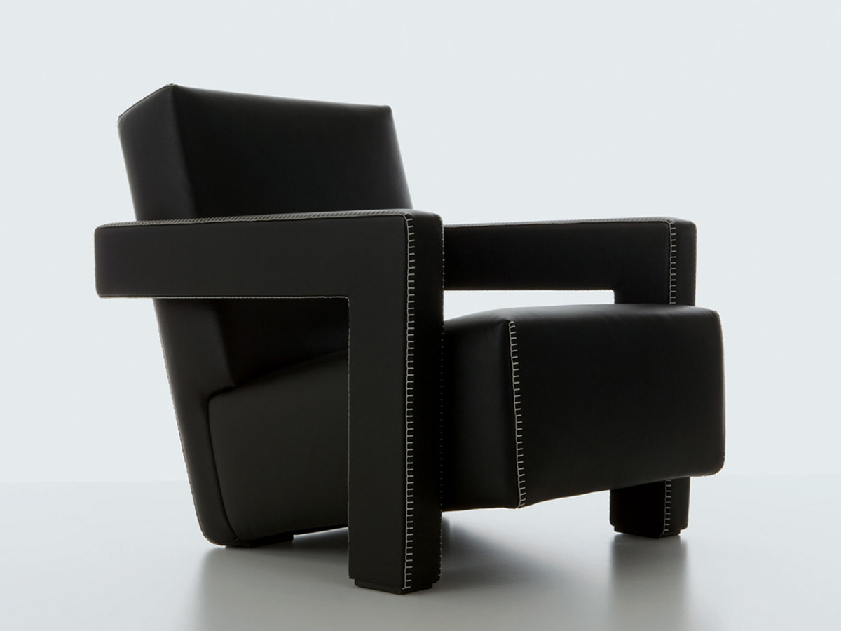 Buy The Cassina 637 Utrecht Armchair At Nest Co Uk