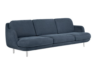 Fritz Hansen Lune Three Seater Sofa