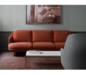 Fritz Hansen Lune Three Seater Sofa