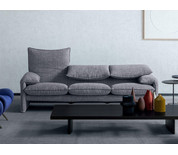 Cassina 675 Maralunga 40 Three Seater Sofa