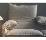 Cassina 675 Maralunga 40 Three Seater Sofa