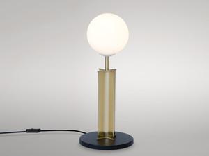 Atelier Areti Column Globe Desk Lamp