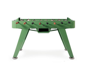 RS Barcelona RS#2 Stainless Steel Football Table