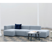 Hay Mags Three Seater Modular Sofa Combination 3
