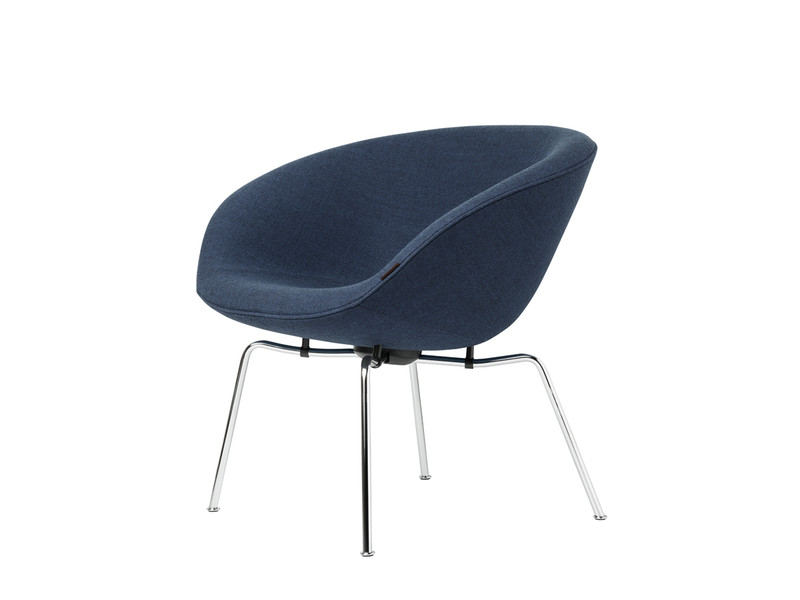 Fritz Hansen Pot Chair - Fabric
