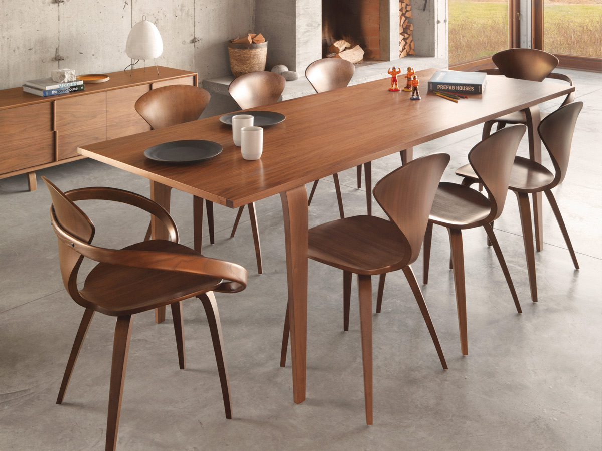 Buy The Cherner Dining Table Rectangular At Nestcouk - Cherner dining table