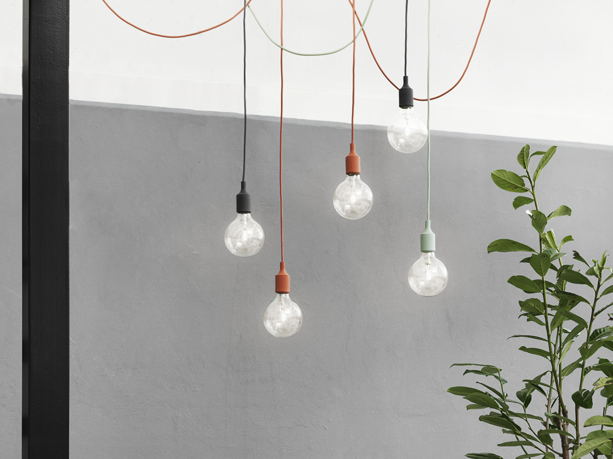 Buy the muuto e27 pendant light led at nest aloadofball Choice Image