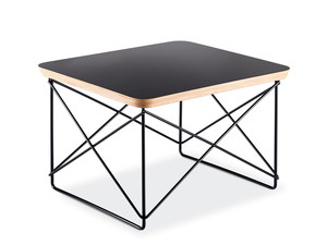Vitra Eames LTR Occasional Table Black Base