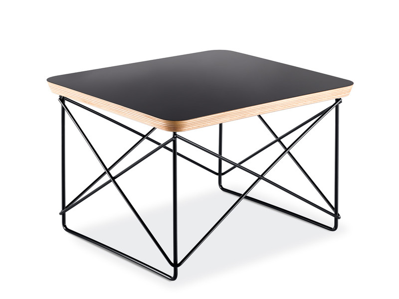Buy the vitra eames ltr occasional table black base at nest vitra eames ltr occasional table black base keyboard keysfo Images