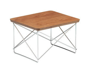 Vitra Eames LTR Occasional Table American Cherry
