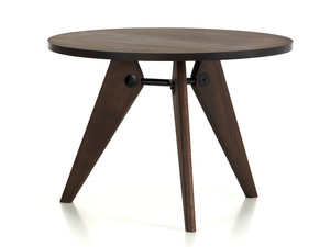 Vitra Gueridon Table Smoked Oak