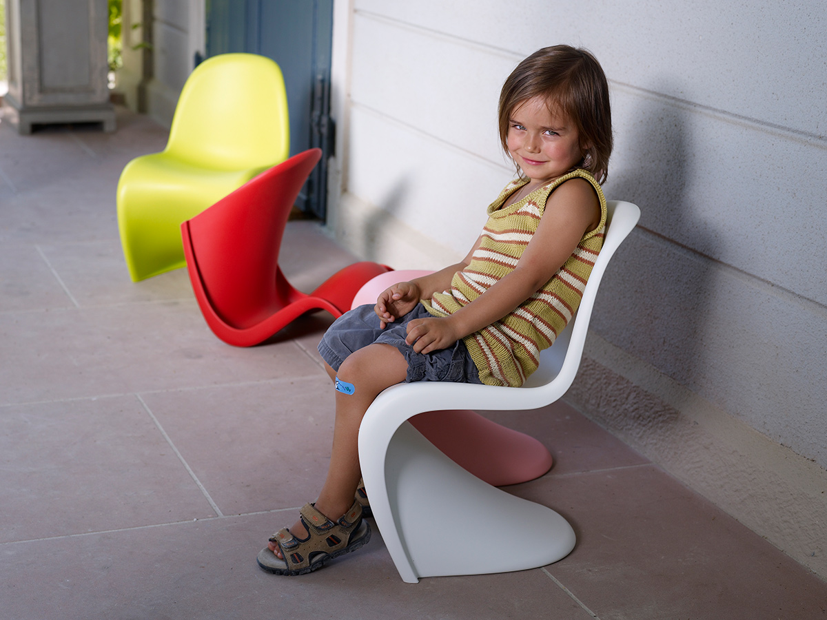 buy the vitra panton junior chair at nest co uk