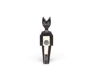 Vitra Wooden Doll Cat Small