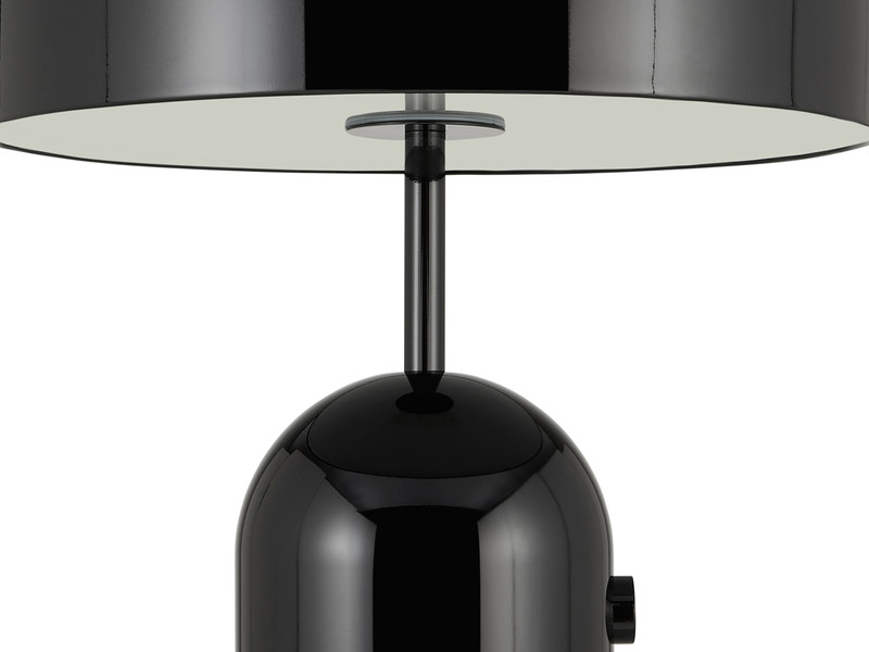 Buy The Tom Dixon Bell Table Lamp Black Large At Nest Co Uk