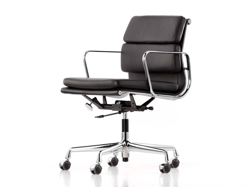 Buy The Vitra Eames Ea 217 Soft Pad Office Chair At Nestcouk