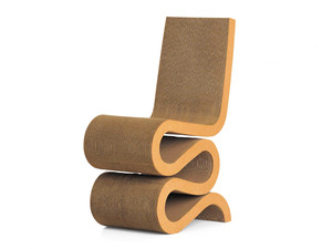 Vitra Wiggle Side Chair