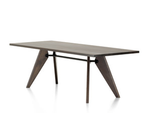 Vitra Table Solvay Smoked Oak