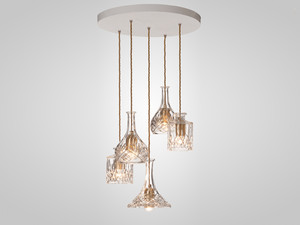 Lee Broom Decanterlight Chandelier