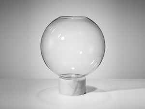 Lee Broom Podium Globe Vase