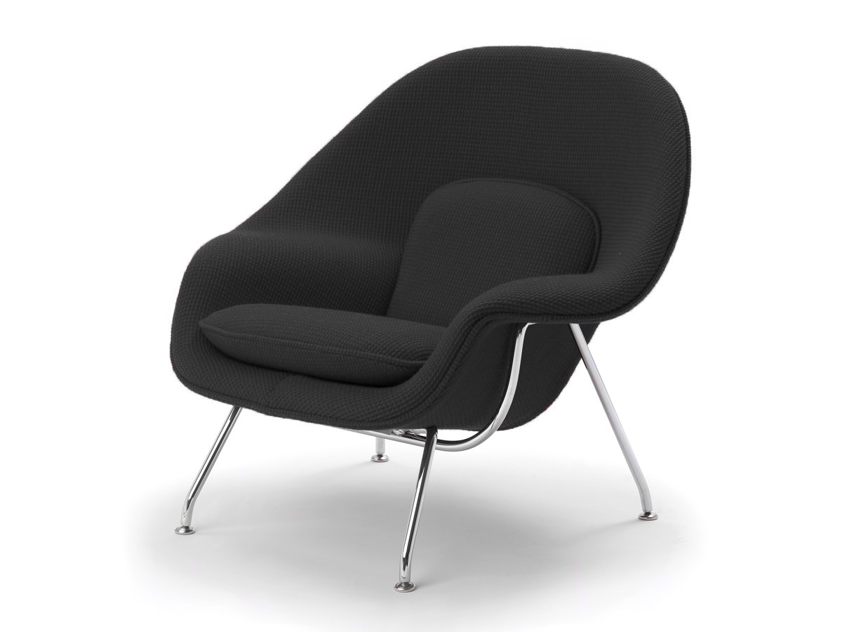 ... Knoll Womb Chair And Ottoman. 123