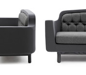 Normann Copenhagen Onkel Two Seater Sofa