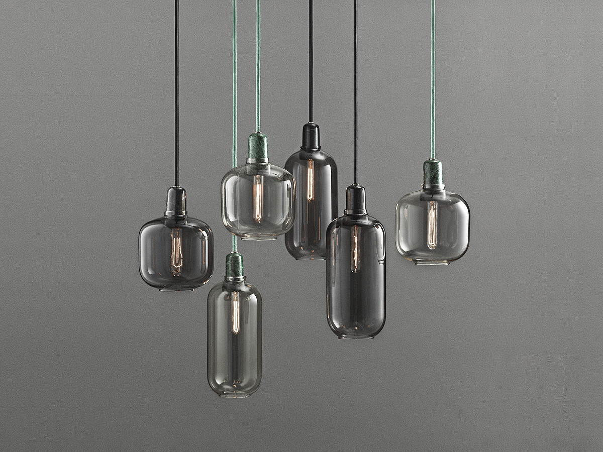 Buy The Normann Copenhagen Amp Lamp Pendant Large At Nest