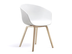 Hay About A Chair AAC22 with Oak Base