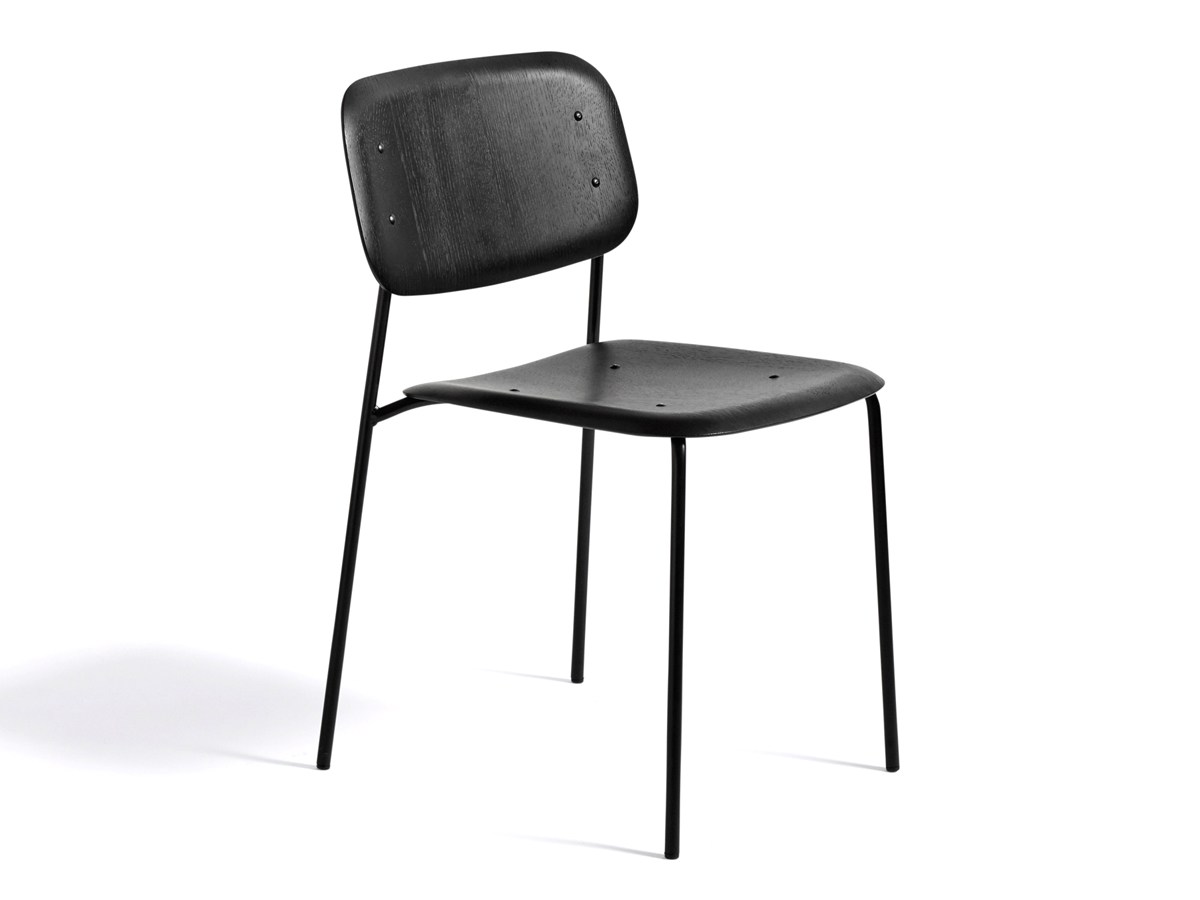 Buy the Hay Soft Edge 10 Chair Metal Frame at Nest.co.uk