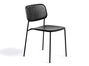 Hay Soft Edge 10 Chair Metal Frame