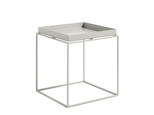 Hay Tray Table Warm Grey
