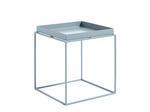 Hay Tray Table Blue