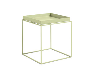 Hay Tray Table Soft Yellow