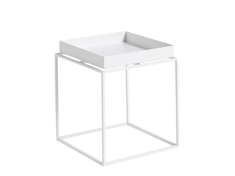 Buy The Hay Tray Table White At Nestcouk