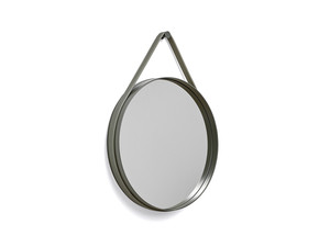 Hay Strap Mirror Army
