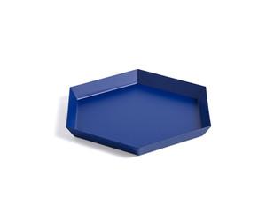 Hay Kaleido Tray Royal Blue