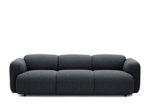 Normann Copenhagen Swell Three Seater Sofa
