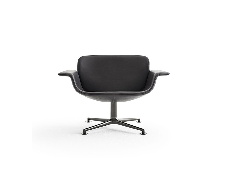 Knoll KN01 Swivel Lounge Chair