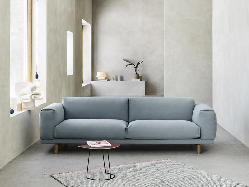 Muuto Rest Sofa : Buy the muuto rest three seater sofa at nest.co.uk