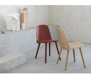 Muuto Nerd Chair Natural Oak