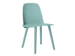 Muuto Nerd Chair Lacquered Ash