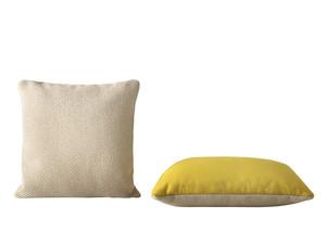 Muuto Mingle Cushion Yellow
