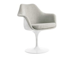 Knoll Tulip Armchair Fully Upholstered