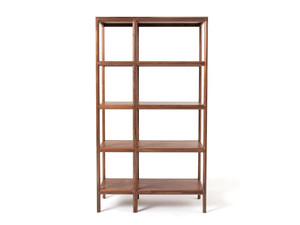 SCP Trieste Freestanding Shelving Unit High