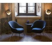 Gubi Bat Lounge Chair Low Back
