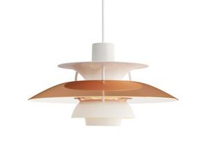 Louis Poulsen PH 5 Mini Copper Pendant Light