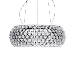 Foscarini Caboche Suspension Light Transparent