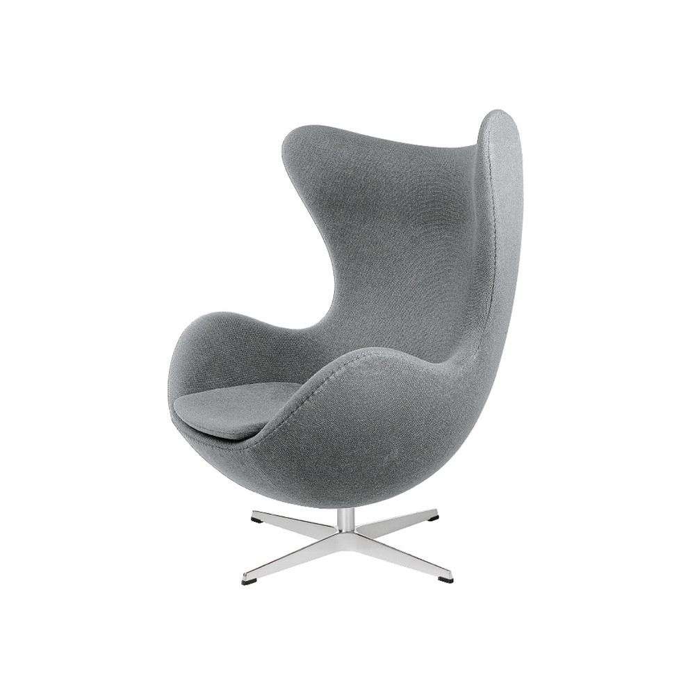 The Egg Chair.Fritz Hansen Egg Chair Hallingdal Fabric