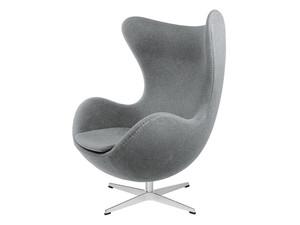 Fritz Hansen Egg Chair - Hallingdal Fabric