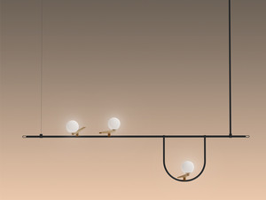 Artemide Yanzi Suspension Light 1